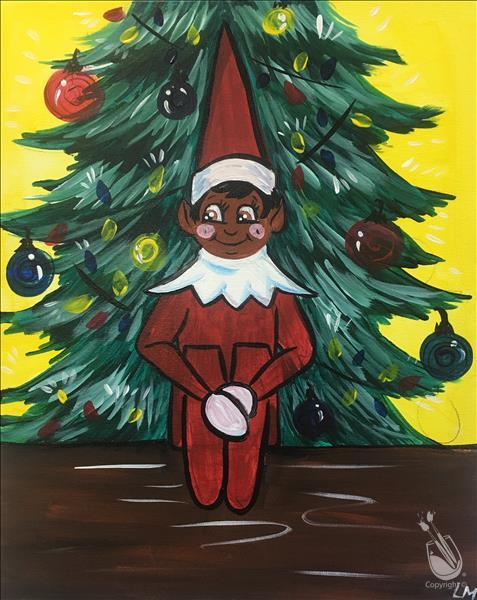 How to Paint *All Ages* Santa's Helper