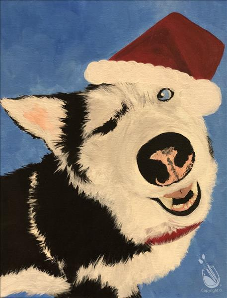 Last Paint Your Pet Before Christmas!