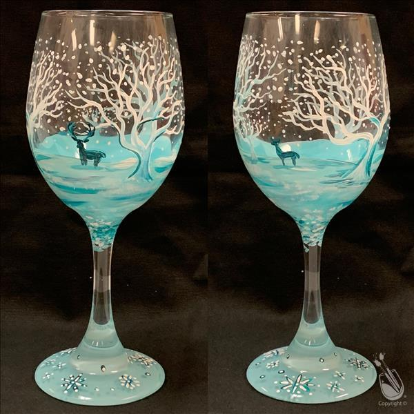 Wine Glass Workshop! (See Desc)