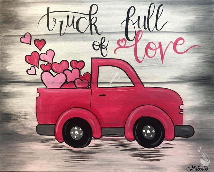 Truck Full of Love {Age 16+