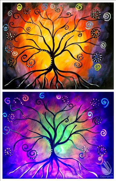 BLACKLIGHT: Magical Tree