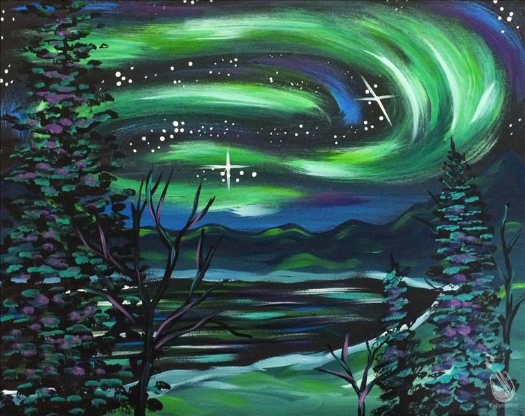 Northern Lights Majesty