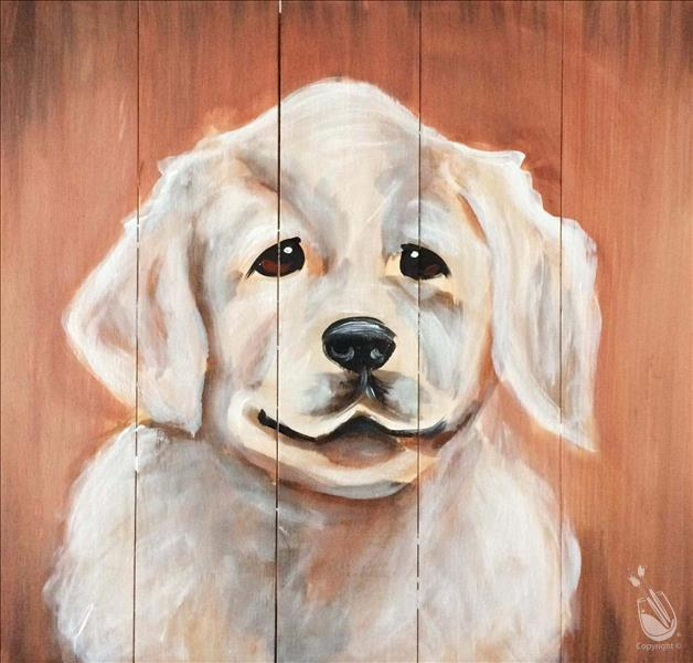 Rustic Paint Your Pet Great Gift for MOM
