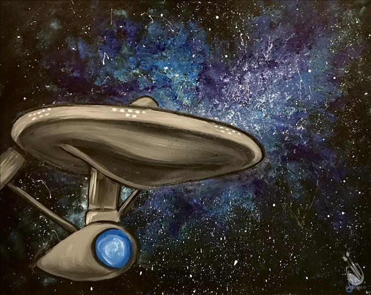 How to Paint The Final Frontier