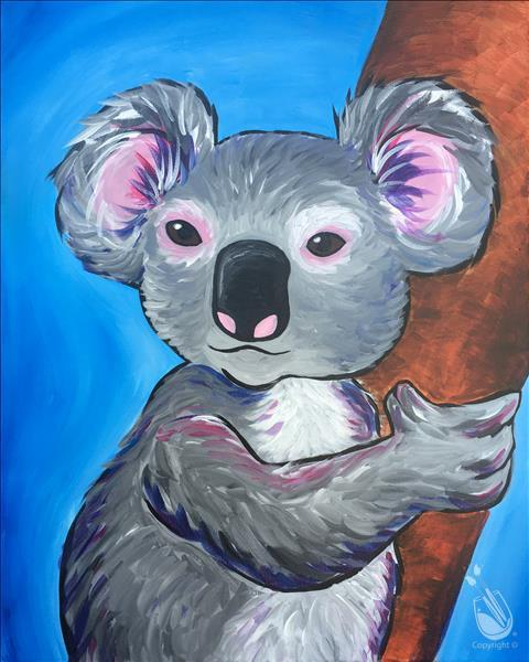 Family Day - Fuzzy Koala
