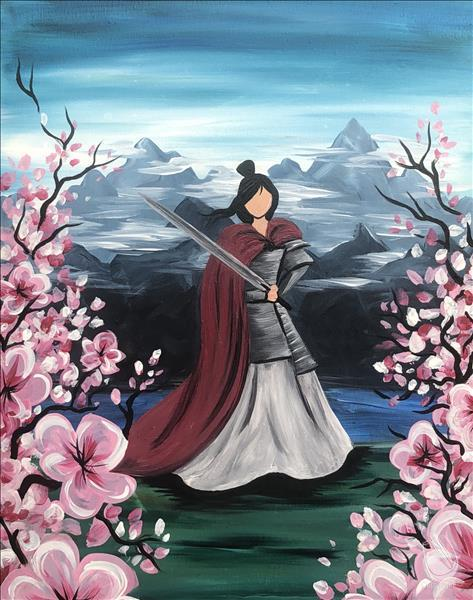 Lady Samurai