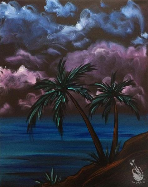 Midnight Palms
