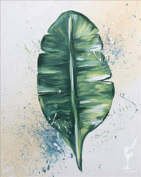 Lovely Leaves - Banana Leaf