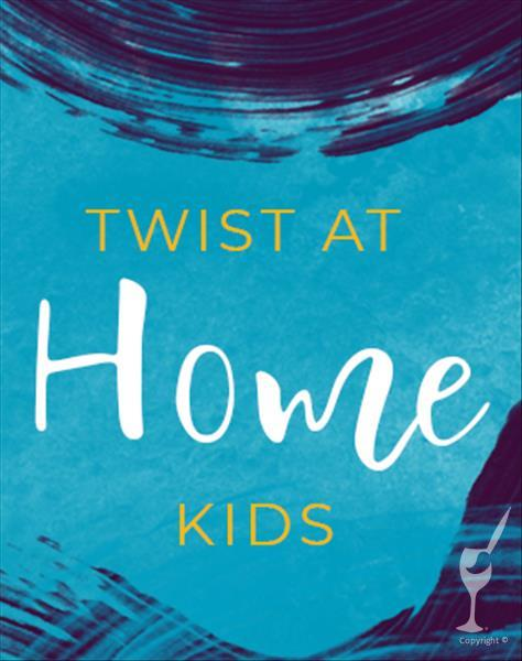 Kids Twist At Home (Wed. Curbside Pick Up 12p-1p)