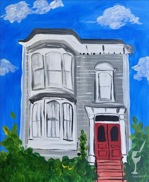 Trivia & Paint Night - Full San Fran Home