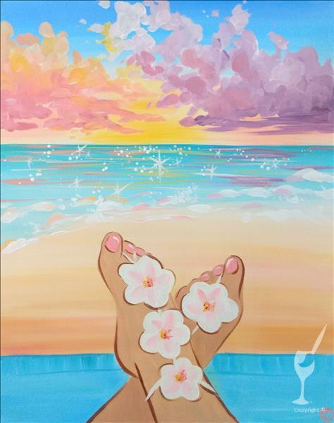 AFTERNOON ART: Beach Dreams