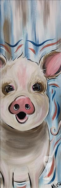 NEW! DAY CLASS! Peekaboo Pig **LIMITED SEATING**