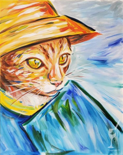 Van Gogh Your Pet (Adults)