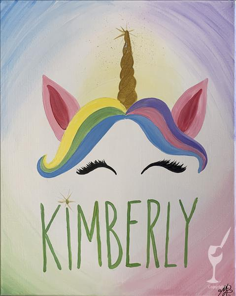 Kindred Spirit - Unicorn Kids Club-In Studio Class