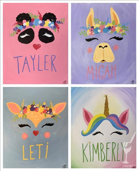 All Ages - Kindred Spirit Animal Crown (Pick One)