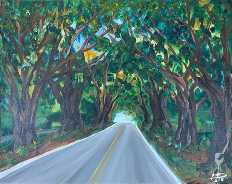 LOCAL ART: Bridge Road - Hobe Sound