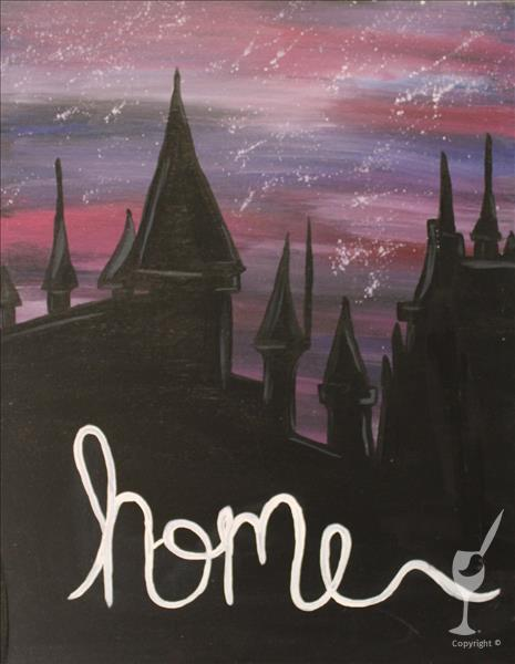 Home Where the Magic Is (TEENS + Adults)