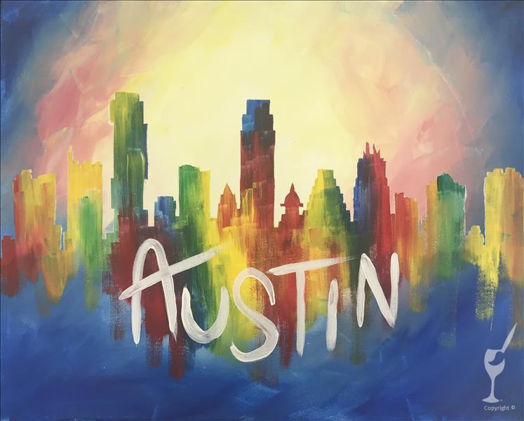 Colors of Austin (Ages 10+) Mask Required