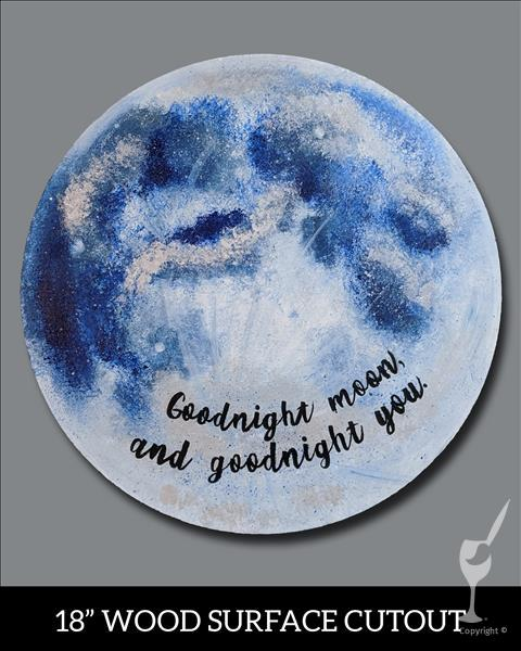 Goodnight Moon Cutout