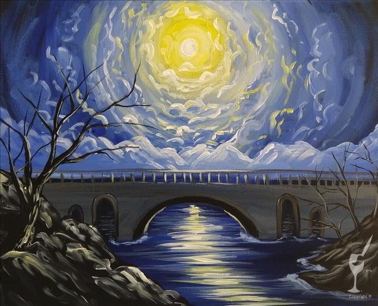EW Art! The Night Bridge