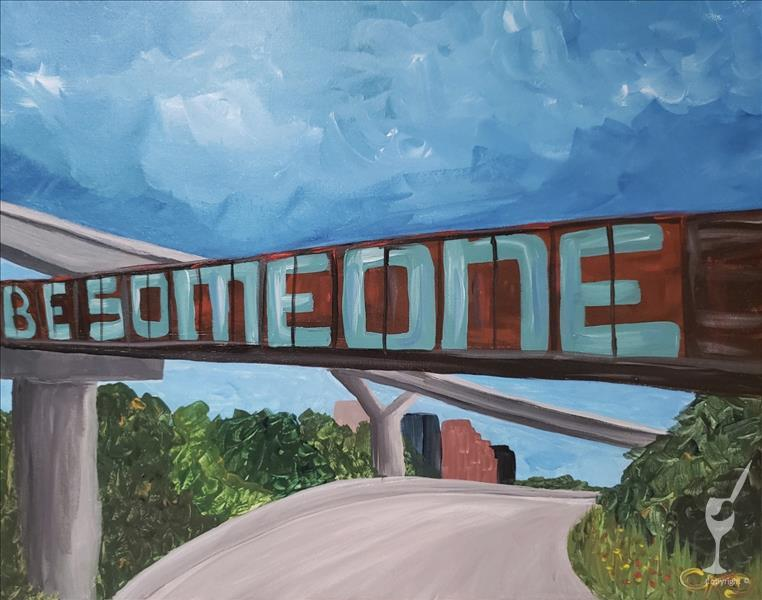 NEW! Be Someone **LIMITED SEATING**