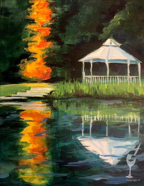 Hawks Lake Gazebo