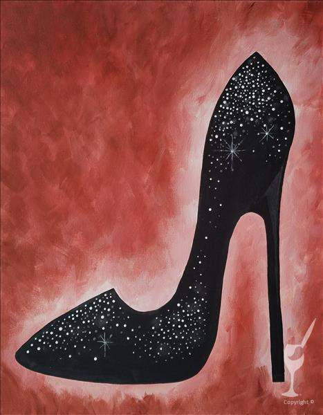 **NEW ART** Glamorous Stiletto