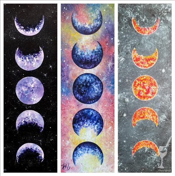 Lunar Love - Pick Your Colors!