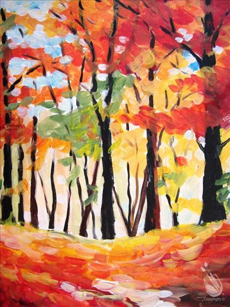 Colors of Autumn **LIMITED SEATING**