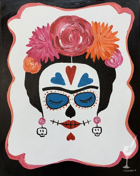After School Art Club- Freaky Frida