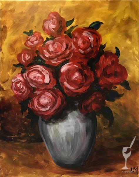 KIDS CAMP - Renoir Day - Renoir's Roses