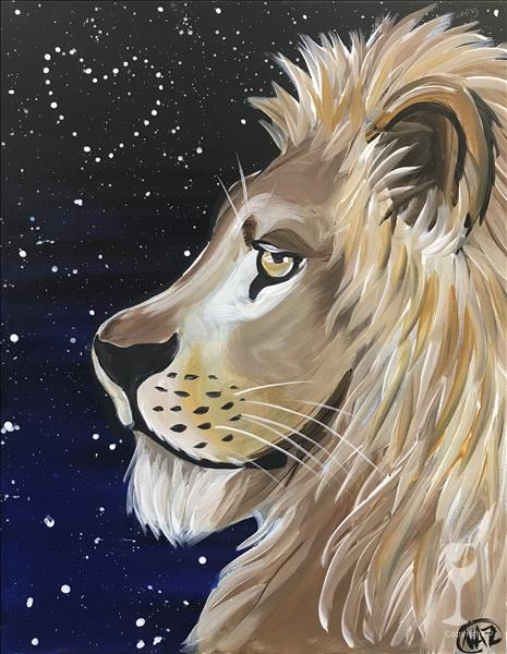 In the Stars - Lion