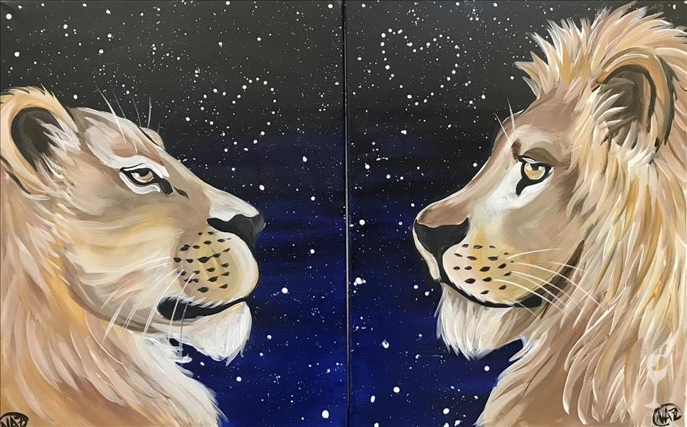 IN-STUDIO: In the Stars (Lion OR Lioness)