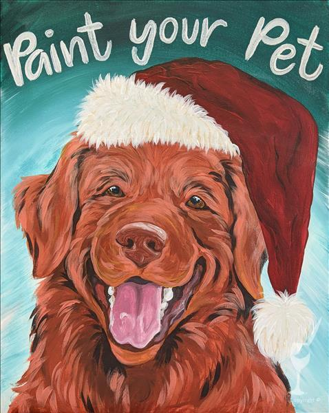 Paint Your Own Pet *HOLIDAY GIFT IDEA*