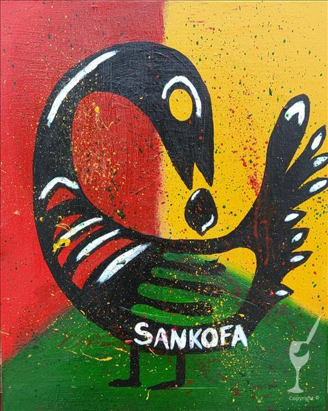 Black History Thursday-Sankofa Bird