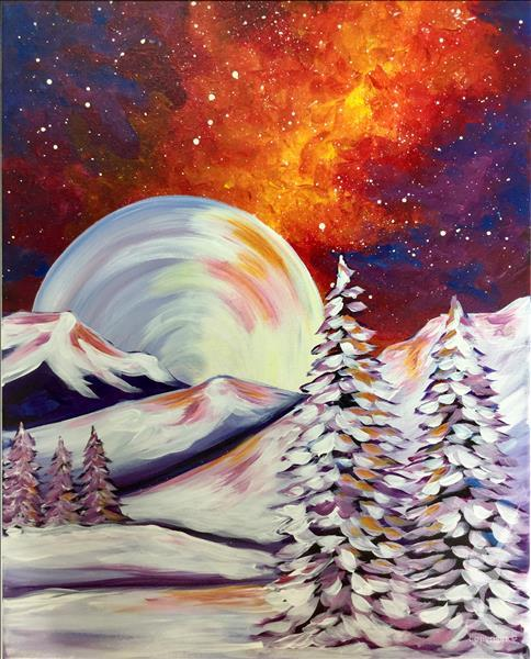 Winter Galaxy (Ages 12+)