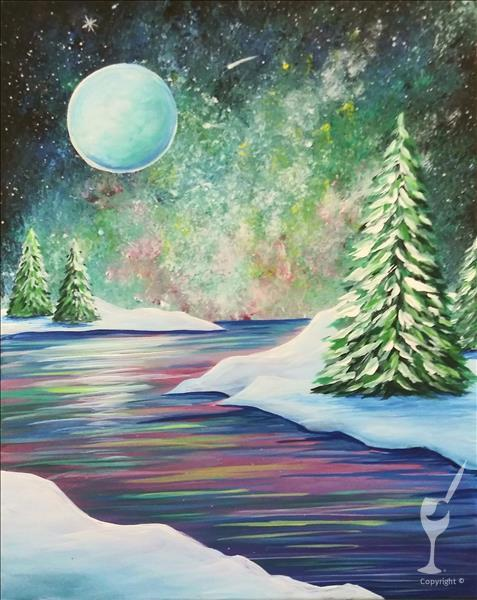 Seasonal Saturday - Cosmic Winter