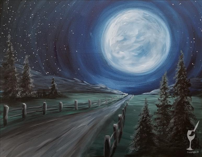 *IN STUDIO* Moonlit Road
