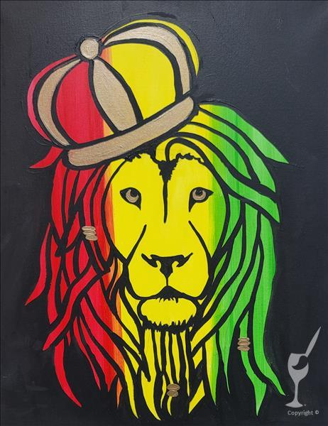 NEW! Rasta Royalty