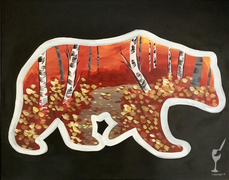 Big Sky Bear: Aspens