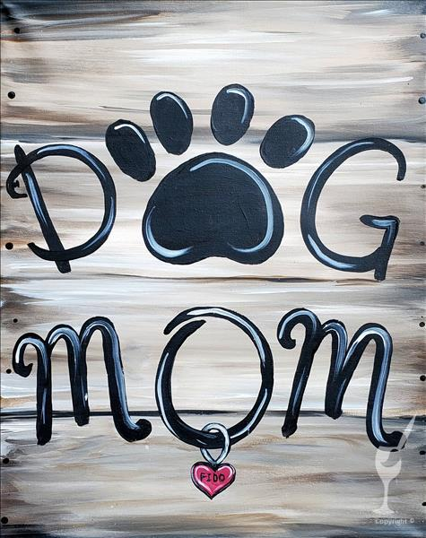 Dog Mom Virtual or In Studio