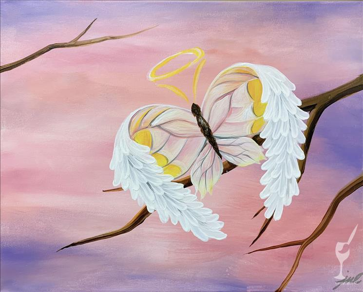 NEW! Baby Angel Wings (Ages 15+)