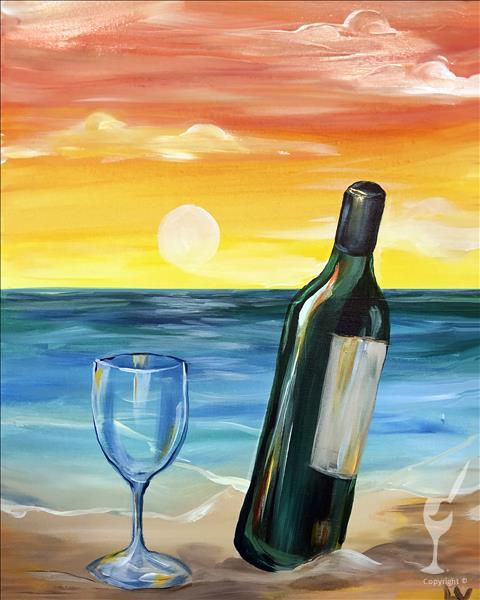 Wine Down @ the Beach