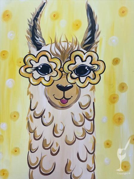 Party Llama - Personalize!