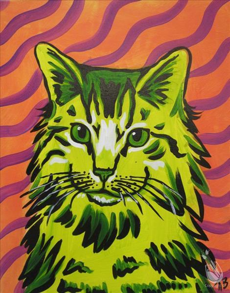 *PAINT YOUR PET* Pop Art Style! *SUMMER OF POP*