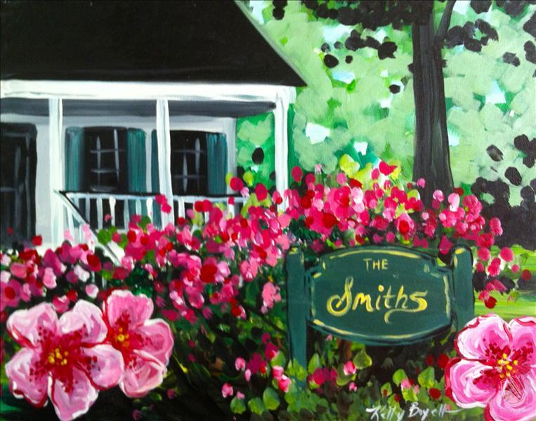 How to Paint Azalea View