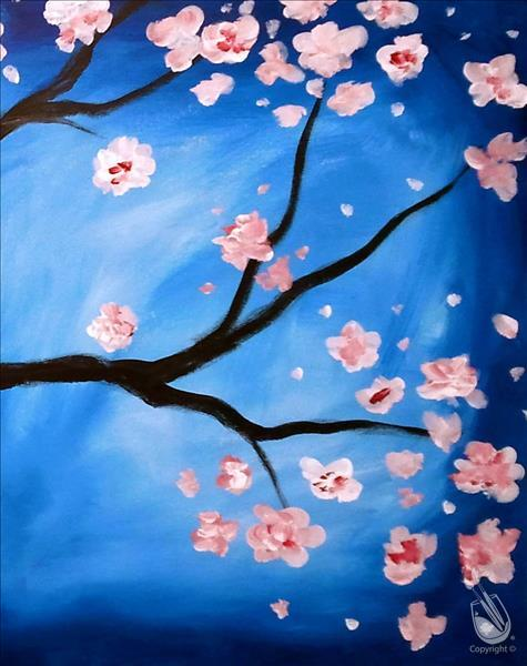 Blossoms on Blue - Side 2