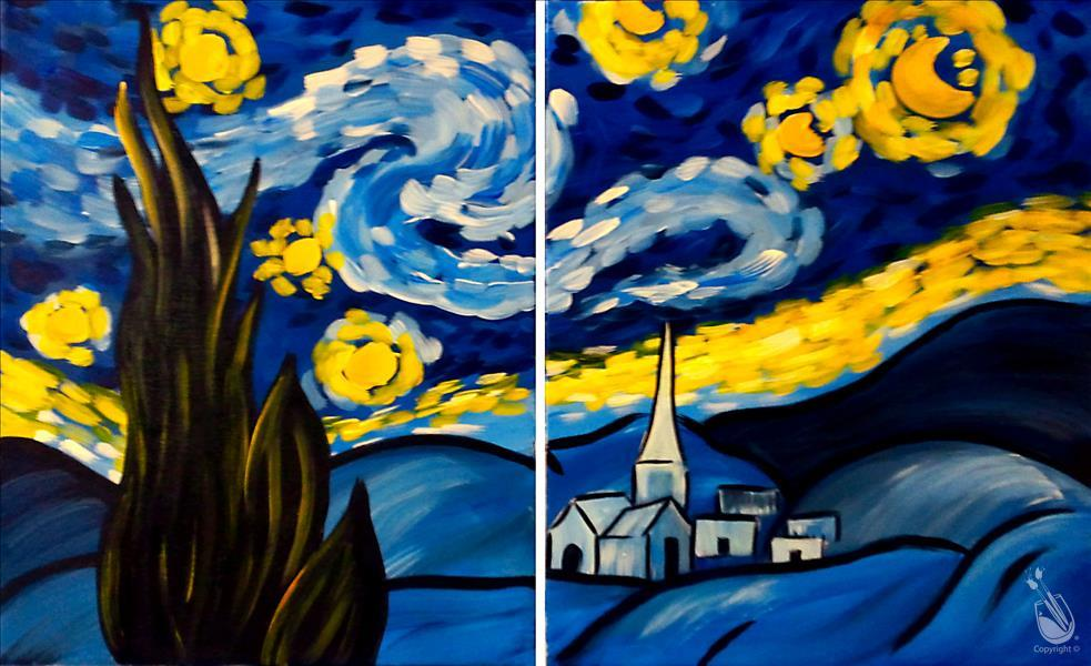 Starry Night (Couple's Set)