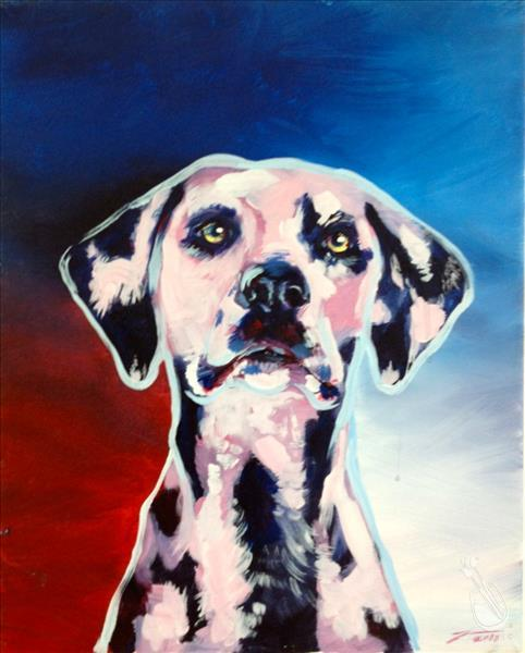 Paint your Pet - Studio Specialty!