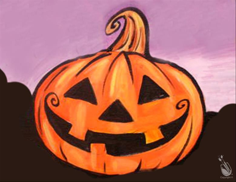 Family Fun - Customize Your Pumpkin Face!